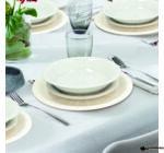 Grey Lin kerámia étkészlet 18 részes