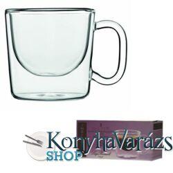 THERMIC GLASS.INDIA csésze 2db 8,5cl