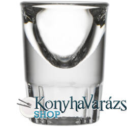LIBBEY FLUTED TALL WHISKEY pohár 3cl LOSE