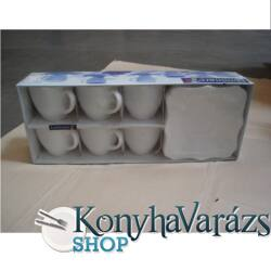AUTHENTIC fehér teás klt. 22cl 6db