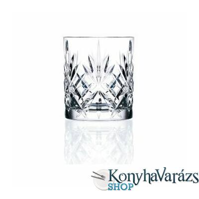 Melodia whiskys pohár 31 cl. 6 db.