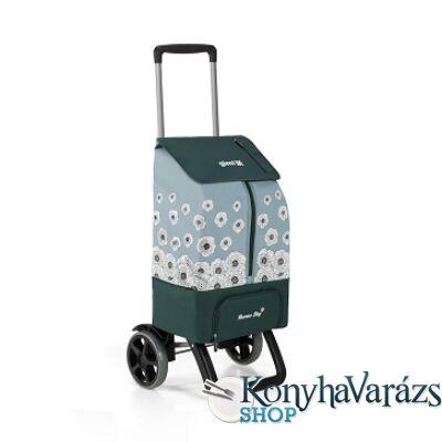 Bevásárlókocsi KANGOO THERMO GREEN /30kg,48l/