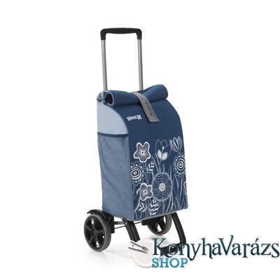 Bevásárlókocsi ROLLING THERMO BLUE /30kg,50l/