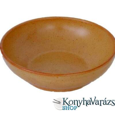 Cserép tányér mély 18 cm