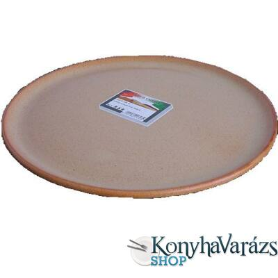 Cserép tányér lapos 27 cm