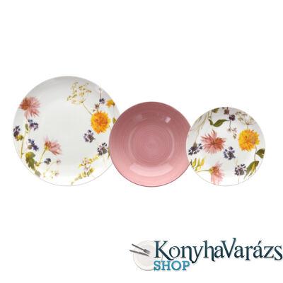 PANAREA MADISON porcelán étkészlet 18 részes
