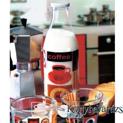 Tejesüveg 1 L LOVE COFFEE