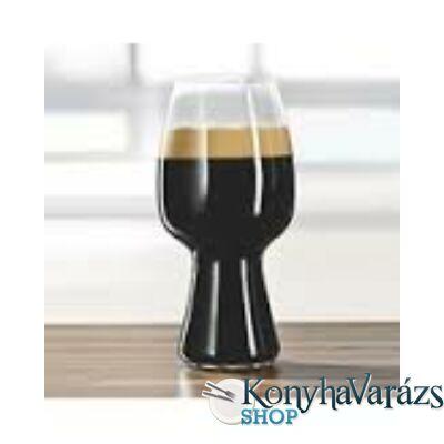 Birrateque Stout Porter sörös pohár 60 cl. 6 darab-Luigi Bormioli