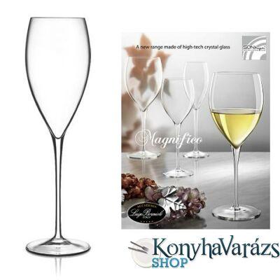 MAGNIFICO FLUTE pezsgős pohár 32 cl 6 db
