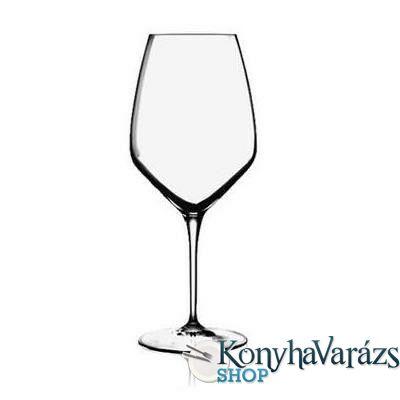 ATELIER talpas boros pohár 35 CL. 6 darab