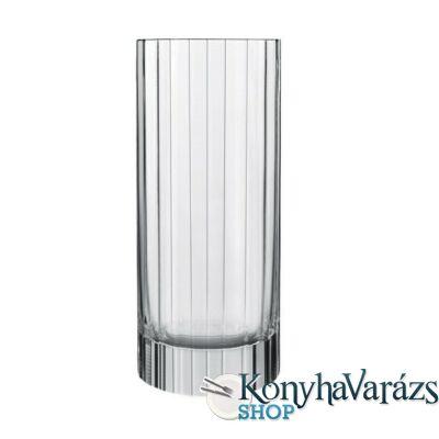 BACH kristály üditős pohár 48 cl 6db-Luigi Bormioli
