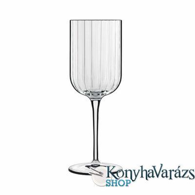 BACH kristály vörösboros pohár 40 cl 4 db-Luigi Bormioli