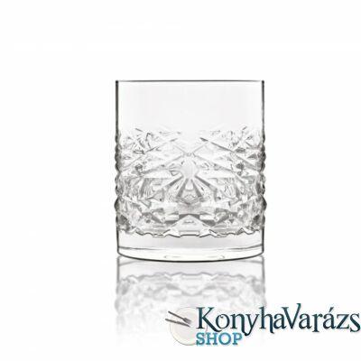Mixology Textures whiskys pohár 38 cl. 6 db.