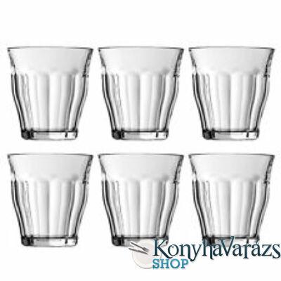 PICARDIE pohár 16 cl 6 darab