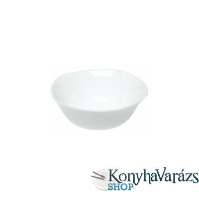 PARMA salátástál 24 cm.  /fehér/ BORMIOLI