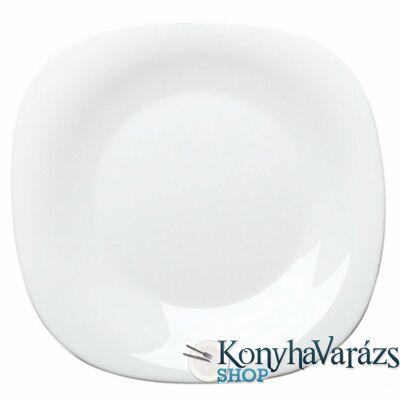 PARMA fehér tál 31x31 cm.