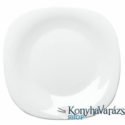 PARMA fehér tál 31x31 cm.BORMIOLI