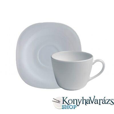 PARMA fehér cappuciner csésze 22 cl 6 db.