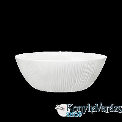 Coconut salátás tál 23 cm /fehér/-BORMIOLI
