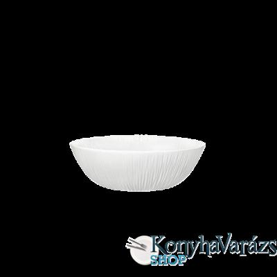 Coconut salátás tálka 15 cm /fehér/-BORMIOLI