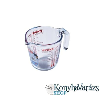 PYREX mércés kancsó 0,5 L