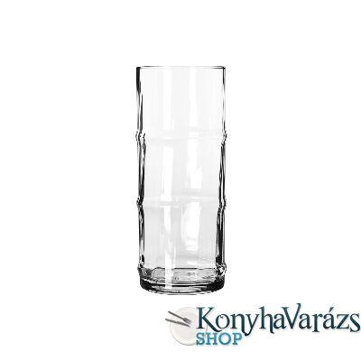 LIBBEY BAMBOO COOLER üdítős pohár 47,3 cl LOSE