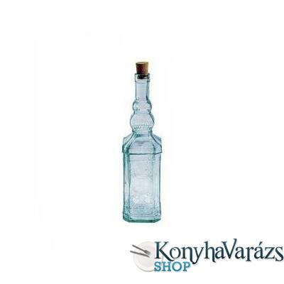 MIGUELETTE üveg 0,5l 27 cm /zöld/