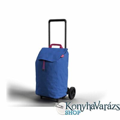 Bevásárlókocsi EASY 30kg, 40 l - kék