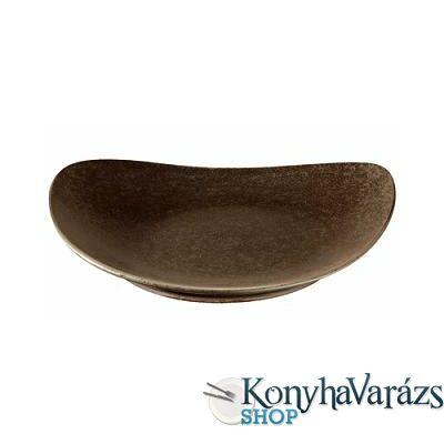 ASA-MARRONE ker. tányér 34 cm
