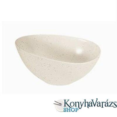 ASA-CREMA ker. mély tányér 18cm