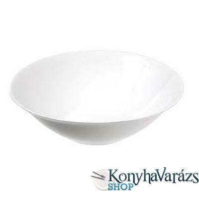 CARINE fehér salátás tál 27 cm (2 l)