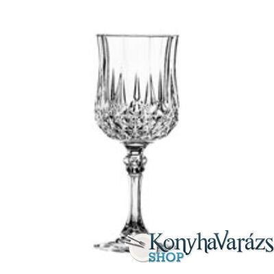 LONGCHAMP DIAMAX fehérboros pohár 17cl 6