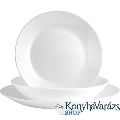 Zelie üveg étkészlet 18 részes-ARCOPAL