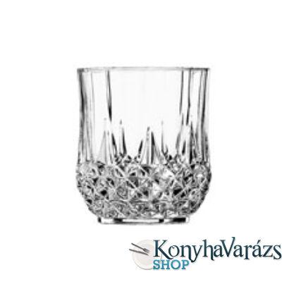 ECLAT LONGCHAMP DIAMAX whiskys pohár 32cl 6db