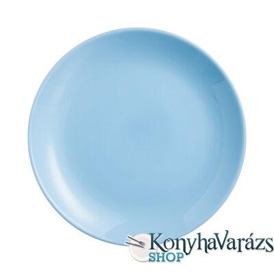 DIWALI LIGHT BLUE tányér desszert 19 cm