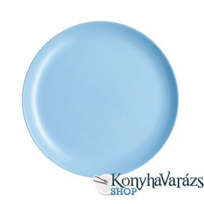 DIWALI LIGHT BLUE tányér lapos 27 cm