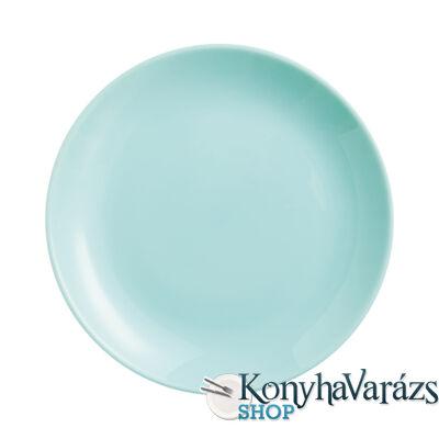 DIWALI LIGHT TURQUOISE tányér desszert 19 cm