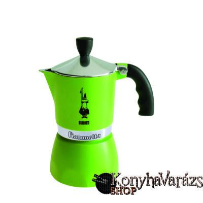 Fiammetta Line alu kávéfőző 3 személyes