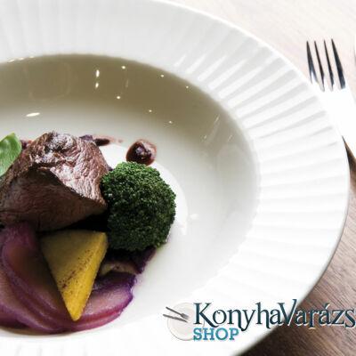 METROPOLIS porc. étkészlet 18 r.