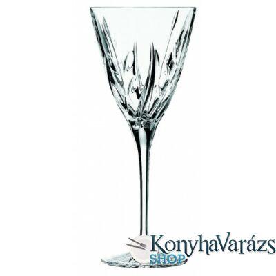 CASSANDRA talpas vörösboros pohár 24 cl 6 db